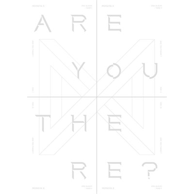 MONSTA X - TAKE.1 [ARE YOU THERE?] + плакат - фото 4615