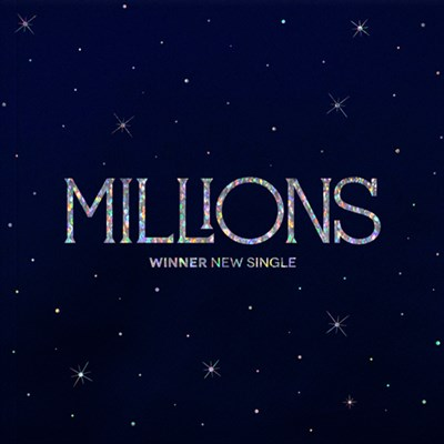 [Под заказ] WINNER - NEW SINGLE [MILLIONS] - фото 4706