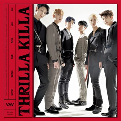 [Под заказ] VAV - Thrilla Killa - фото 4860