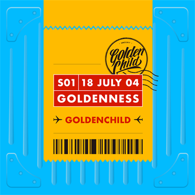 [Под заказ] Golden Child - Goldenness - фото 5001