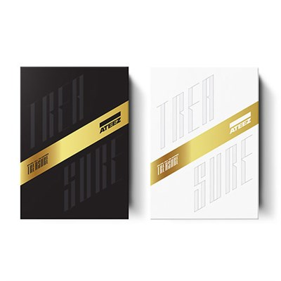 ATEEZ - TREASURE EP.FIN : All To Action + плакат - фото 5004