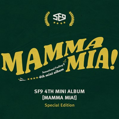 [Sold out] SF9 - MAMMA MIA! (Special Edition) - фото 5013