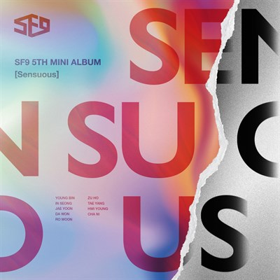 [Sold out] SF9 - Sensuous - фото 5014