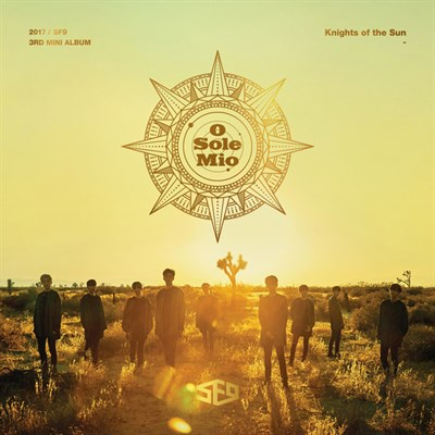 [Sold out] SF9  - Knights of the Sun - фото 5016