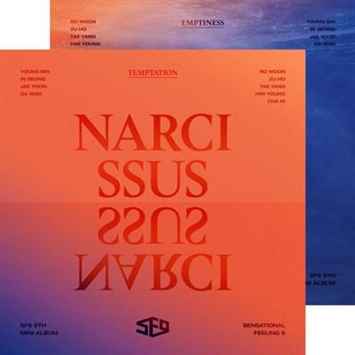 [Под заказ] SF9  - NARCISSUS - фото 5018