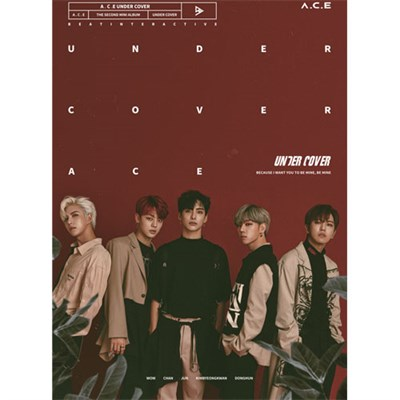 [Sold out] A.C.E - UNDER COVER - фото 5054