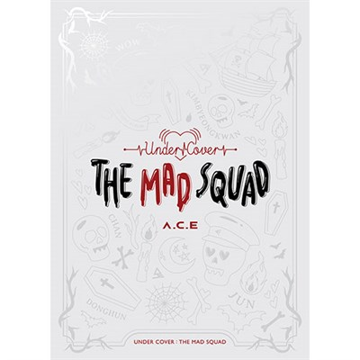[Sold out] A.C.E - UNDER COVER : THE MAD SQUAD - фото 5066