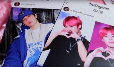 Корейская открытка с k-pop группой! - фото 5117