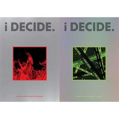 iKON - i DECIDE + плакат - фото 5154