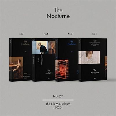 Nu`est - The Nocturne + плакат - фото 5211