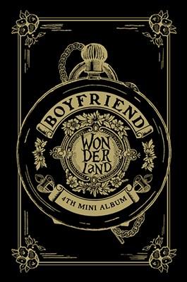 [Sold out] BOYFRIEND - BOYFRIEND IN WONDERLAND - фото 5224