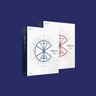 [Под заказ] CIX - 3rd EP [HELLO] Chapter 3. Hello, Strange Time - фото 5239