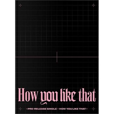 [Под заказ] BLACKPINK - SPECIAL EDITION [How You Like That] + стендик и фотокарточка (эксклюзивно от нашего поставщика) - фото 5248