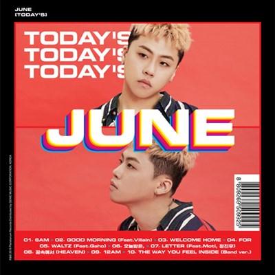 JUNE - Today's - фото 5273