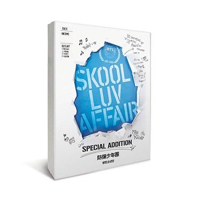 BTS - SKOOL LUV AFFAIR DVD (Special Addition) [CD+2DVD] - фото 5299