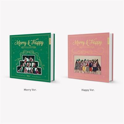 [Под заказ] TWICE - Merry & Happy - фото 5326