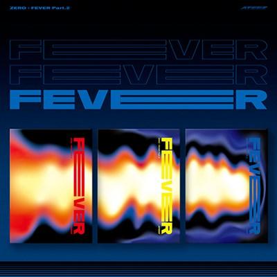 ATEEZ - ZERO : FEVER Part.2 + дополнительная фотокарточка от нашего поставщика + плакат - фото 5398