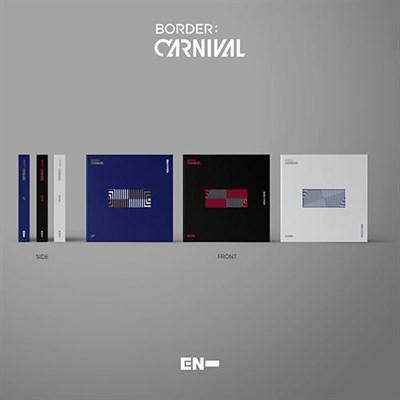 [Предзаказ] ENHYPEN - BORDER : CARNIVAL + настольный мини-стендик (дополнительно только от нашего поставщика) - фото 5444