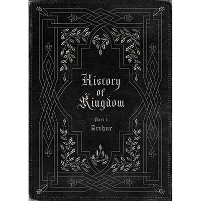 [Под заказ] KINGDOM - History Of Kingdom: PartⅠ. Arthur - фото 5509