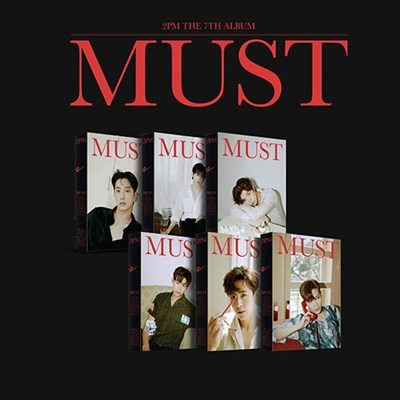 2PM - MUST (Limited Edition) - фото 5522