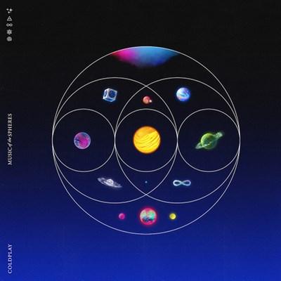 [Под заказ] COLDPLAY - Music Of The Spheres (EU) - фото 5590