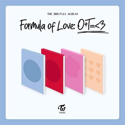 [Предзаказ] TWICE - Formula of Love: O+T=<3 - фото 5611