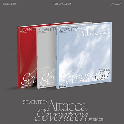 [Предзаказ] Seventeen - Attacca - фото 5613