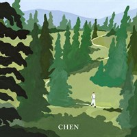 [Под заказ] CHEN - 사월, 그리고 꽃