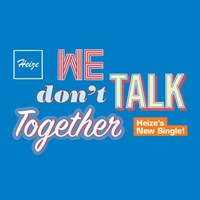 [Под заказ] Heize - We don't talk together
