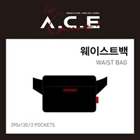 [Под заказ] A.C.E - Сумка на талию (UNDER COVER : OFFICIAL GOODS)