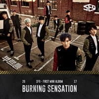 [Под заказ] SF9  - Burning Sensation