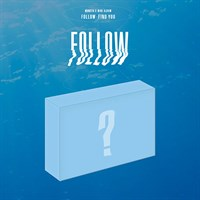 [Под заказ] MONSTA X - FOLLOW - FIND YOU (KiT ALBUM)