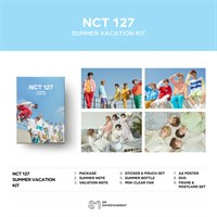 [Под заказ] NCT 127 - 2019 NCT 127 SUMMER VACATION KIT