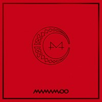 [Под заказ] MAMAMOO - RED MOON