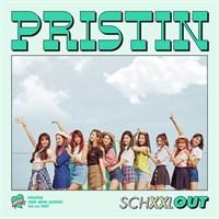 [Под заказ] PRISTIN - SCHXXL OUT (OUT Ver)