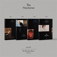 Nu`est - The Nocturne + плакат