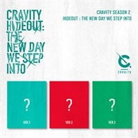 CRAVITY - SEASON2. [HIDEOUT: THE NEW DAY WE STEP INTO] + плакат