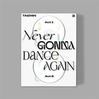 [Под заказ] TAEMIN - Never Gonna Dance Again (Extended Ver.)