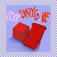 [Предзаказ] ITZY - CRAZY IN LOVE