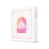 TWICE - TWICELAND : THE OPENING CONCERT DVD (3DISC)