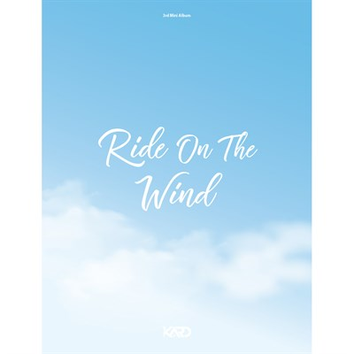 [Под заказ] KARD - RIDE ON THE WIND - фото 4791