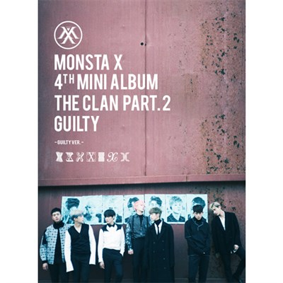 MONSTA X - THE CLAN 2.5 PART.2 GUILTY - фото 4927
