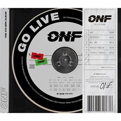 [Под заказ] ONF - GO LIVE - фото 5023