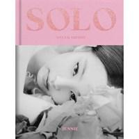 BLACKPINK - JENNIE [SOLO] PHOTOBOOK [SPECIAL EDITION] + плакат + доп. оф. карта