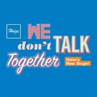 [Под заказ] Heize - We don't talk together
