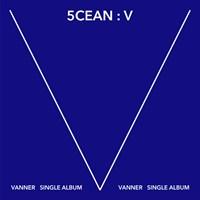 [Sold out] VANNER - 5cean: V
