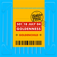 [Sold out] Golden Child - Goldenness