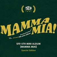 [Под заказ] SF9 - MAMMA MIA! (Special Edition)