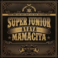 [Под заказ] SuperJunior - MAMACITA (A версия)