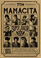 [Под заказ] SuperJunior - MAMACITA (B версия)